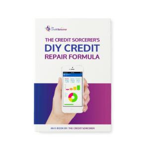 The Credit Sorcerer DIY Credit Repair eBook