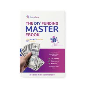 Buy Credit Sorcerer DIY Personal Master Funding eBook